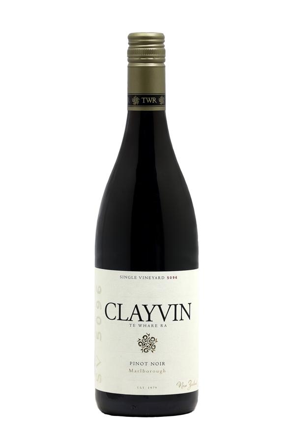 2016 Clayvin Pinot Noir SV5096