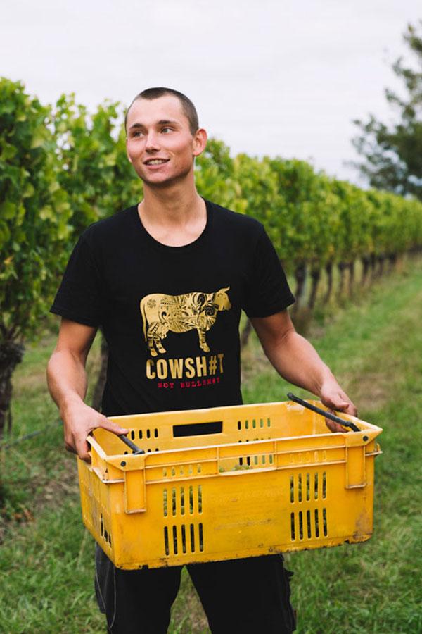 COWSH#T Organic Tshirt